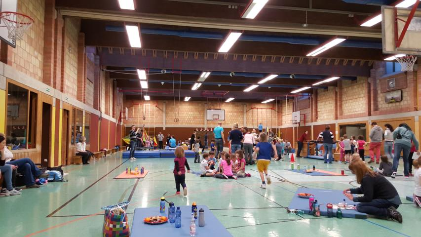 K640 Hallensport Kinder