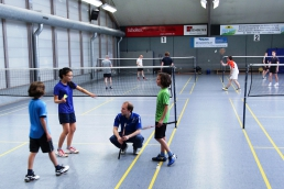 Badminton Events im September